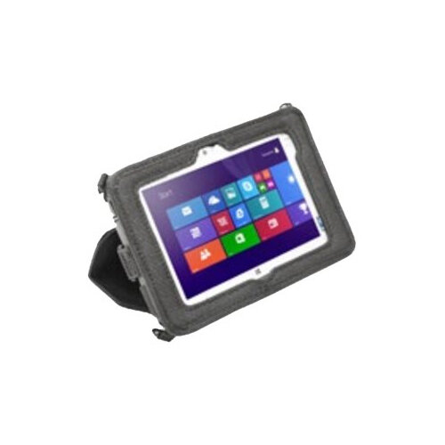 Infocase Toughmate M1 Always-On - Flip cover for tablet - for Toughpad FZ-M1