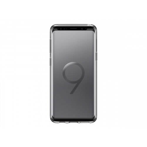 OtterBox Clearly Protected Skin - Back cover for mobile phone - clear - with Alpha Glass screen protector