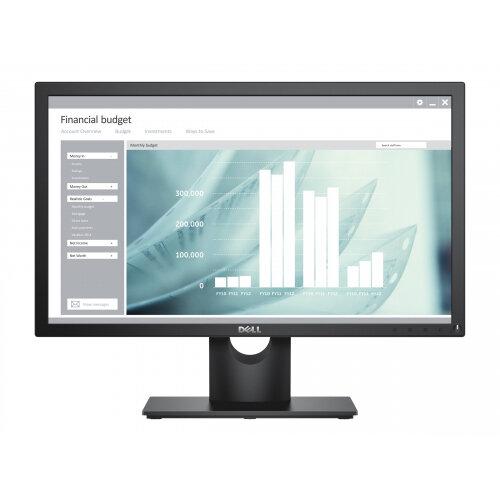 "Dell E2218HN - LED Computer Monitor - 22"" (21.5"" viewable) - 1920 x 1080 Full HD (1080p) - TN - 250 cd/m² - 1000:1 - 5 ms - HDMI, VGA - black"