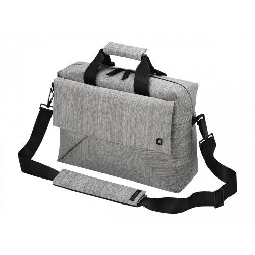"""Dicota Code Laptop/MacBook Bag 17"""" - Notebook carrying case - Laptop Bag - 17"""" - grey"""
