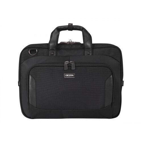 "DICOTA Top Traveller Business Laptop Bag 15.6"" - Notebook carrying case - 15.6"" - black"