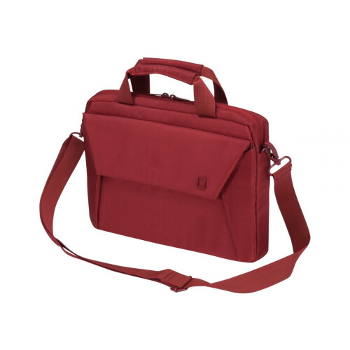 "Dicota Slim Case EDGE - Notebook carrying case - Laptop Bag - 11.6"" - red"