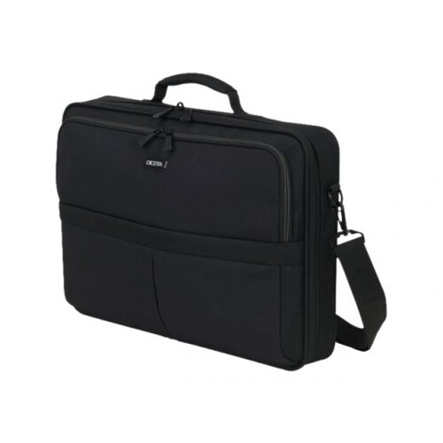 "Dicota Multi SCALE - Notebook carrying case - Laptop Bag - 12"" - 14.1"" - black"