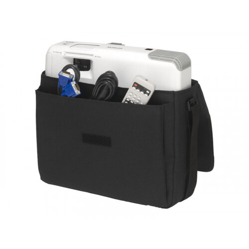 Epson Soft Carrying Case ELPKS64 - Projector carrying case - for Epson EB-1840W, EB-1860, EB-93e, EB-93H; PowerLite 905, 915W, 92, 93, 95, 96W