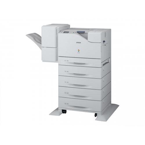 Epson WorkForce AL-C500DXN - Printer - colour - Duplex - laser - A4/Legal - up to 45 ppm (mono) / up to 45 ppm (colour) - capacity: 2900 sheets - USB, Gigabit LAN