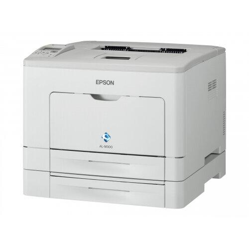Epson WorkForce AL-M300DT - Printer - monochrome - Duplex - laser - A4/Legal - 1200 dpi - up to 35 ppm - capacity: 550 sheets - parallel, USB