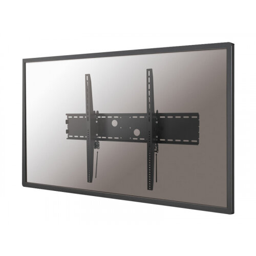 "NewStar TV/Monitor Wall Mount (tiltable) for 60""-100"" Screen - Black - Wall mount for LCD display - black - screen size: 60""-100"""