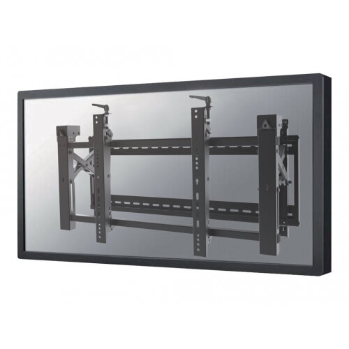 "NewStar Video Wall Monitor Wall Mount for 32""-75"" Screen - Black - Wall mount for LCD / plasma panel - lockable - black - screen size: 32""-75"""