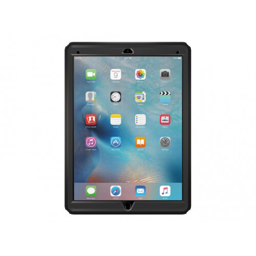 OtterBox Defender Series Pro Pack - Protective case for tablet - rugged - black - for Apple 9.7-inch iPad (5th generation)