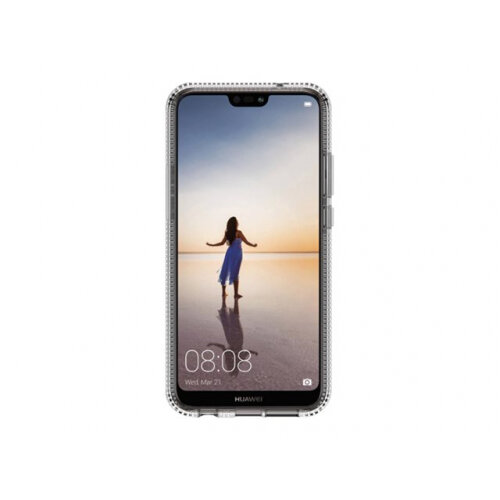OtterBox Prefix - Back cover for mobile phone - thermoplastic polyurethane (TPU) - clear - for Huawei P20 lite
