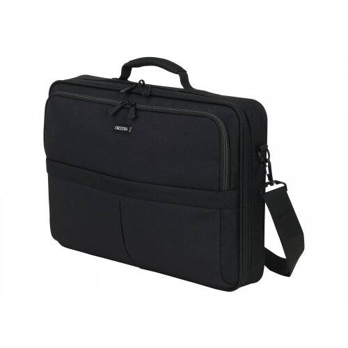 "Dicota Multi SCALE - Notebook carrying case - Laptop Bag - 17.3"" - black"