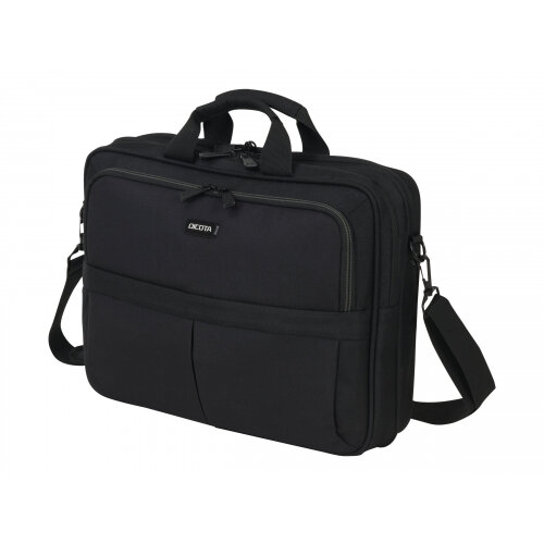 "Dicota Top Traveller SCALE - Notebook carrying case - 17.3"" - black"