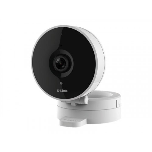 D-Link DCS 8010LH - Network surveillance camera - indoor - colour (Day&ight) - 1 MP - 1280 x 720 - 720p - fixed focal - audio - wireless - Wi-Fi - Bluetooth 4.0 - MJPEG, H.264 - DC 5 V