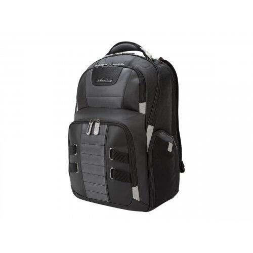 "Targus DrifterTrek - Notebook carrying backpack - 11.6"" - 15.6"" - grey, black"