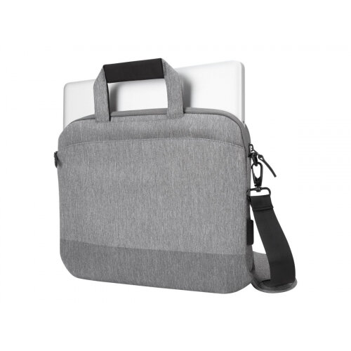 "Targus CityLite - Notebook carrying case - Laptop Bag - 15.6"" - grey"