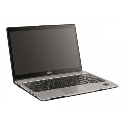 "Fujitsu LIFEBOOK S938  Laptop - Core i7 8650U / 1.9 GHz - Win 10 Pro 64-bit - 16 GB RAM - 512 GB SSD SED, TCG Opal Encryption, NVMe - 13.3"" touchscreen 2560 x 1440 (WQHD) - UHD Graphics 620 - Wi-Fi, NFC, Bluetooth - kbd: UK"