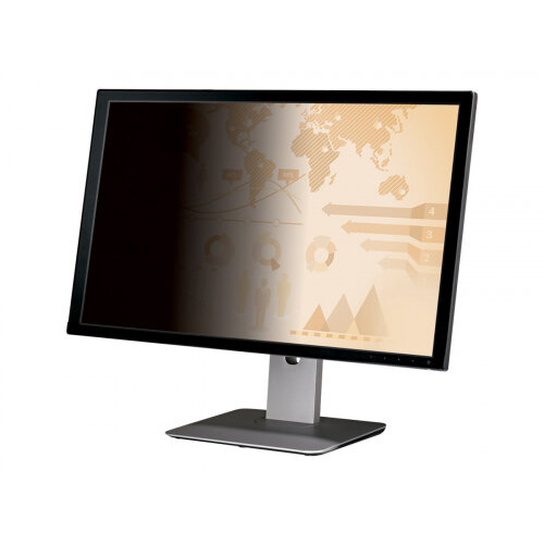"""3M Privacy Filter for 29"""" Widescreen Monitor (21:9) - Display privacy filter - 29"""" - black"""