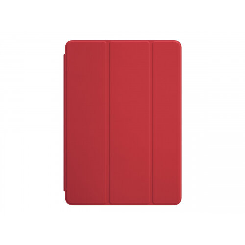 Apple Smart (PRODUCT) RED - Screen cover for tablet - polyurethane - red - for 9.7-inch iPad (5th generation); iPad Air 2