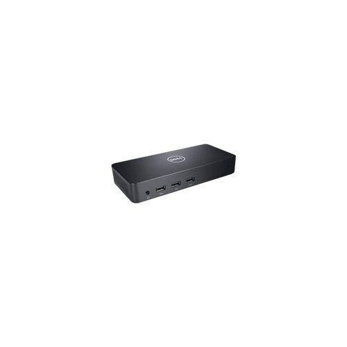 Dell Universal Dock - D6000 - Docking station - USB - GigE - 130 Watt - GB - for Inspiron 15; Latitude 13 33XX, 3189, 3480, 3580, 5285 2-in-1, 5289 2-In-1, 7390 2-in-1