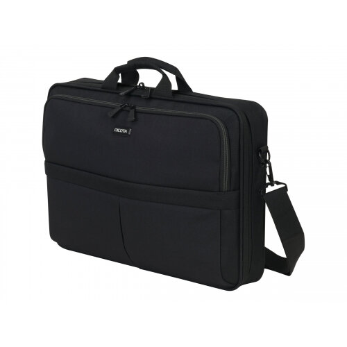 "Dicota Multi SCALE - Notebook carrying case - Laptop Bag - 15.6"" - black"