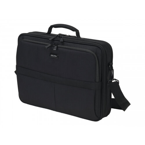 "Dicota SCALE Multi Plus - Notebook carrying case - 14"" - 15.6"" - black"