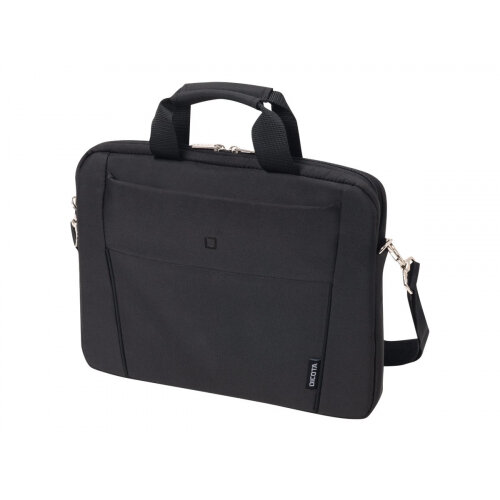 "Dicota Slim Case BASE - Notebook carrying case - Laptop Bag - 11"" - 12.5"" - black"