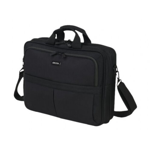 "Dicota Top Traveller SCALE - Notebook carrying case - Laptop Bag - 12"" - 14.1"""