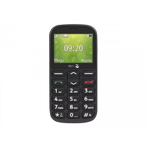 Doro 1360 - Mobile phone - GSM - 240 x 320 pixels - RAM 8 MB - 0.08 MP - black