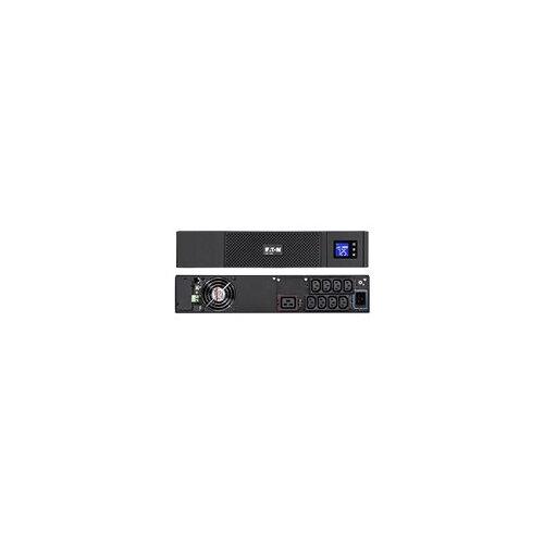 Eaton 5SC 2200i R/T - UPS (rack-mountable / external) - AC 230 V - 1980 Watt - 2200 VA - RS-232, USB - output connectors: 9 - 2U - black