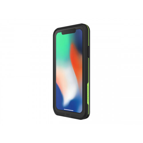 LifeProof Fre Apple iPhone X - Protective waterproof case for mobile phone - night lite - for Apple iPhone X