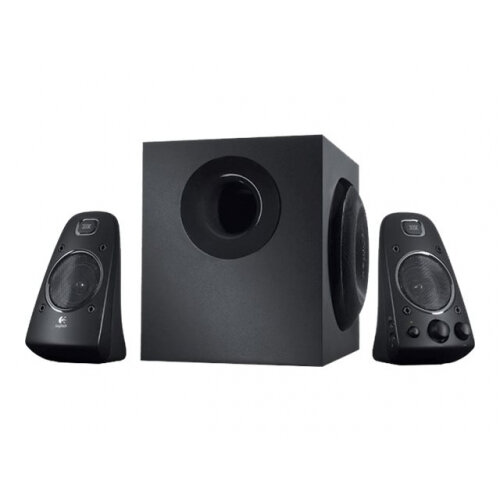 Logitech Z-623 - Speaker system - for PC - 2.1-channel