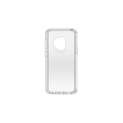 OtterBox Symmetry Series Clear - Back cover for mobile phone - polycarbonate, synthetic rubber - clear