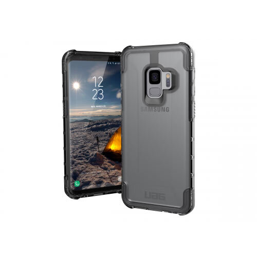 UAG Plyo Series - Back cover for mobile phone - composite - ice - for Samsung Galaxy S9