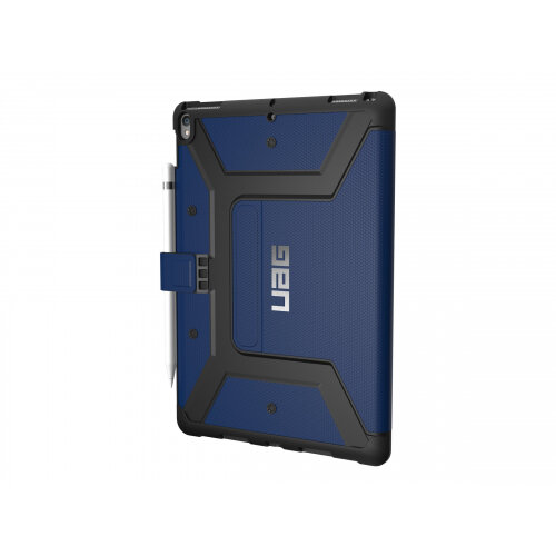 UAG Rugged Case for iPad Pro 10.5-inch - Case for tablet - rugged - cobalt - for Apple 10.5-inch iPad Pro