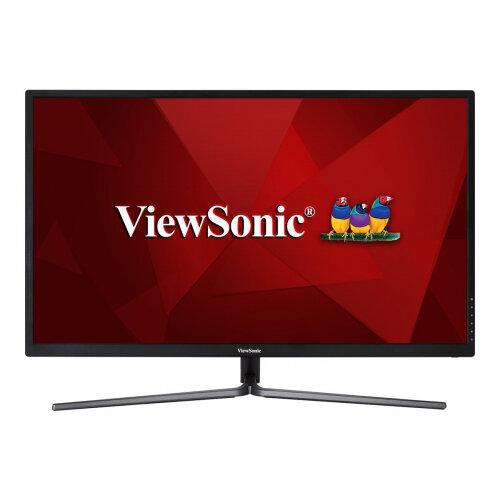 "ViewSonic VX3211-2K-MHD - LED Computer Monitor - 32"" (31.5"" viewable) - 2560 x 1440 WQHD - IPS - 250 cd/m² - 1200:1 - 3 ms - HDMI, VGA, DisplayPort - speakers"