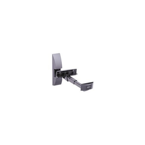 Vogel's Evolution VLB 200 - Bracket for speaker(s) - anthracite - on-wall mounted
