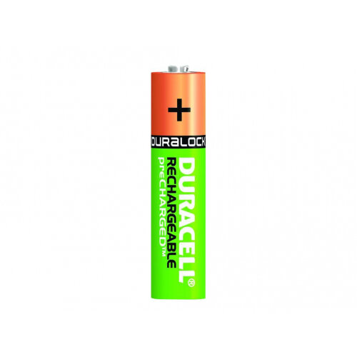 Duracell Active Charge HR03-A - Battery 4 x AAA type NiMH ( rechargeable ) 800 mAh