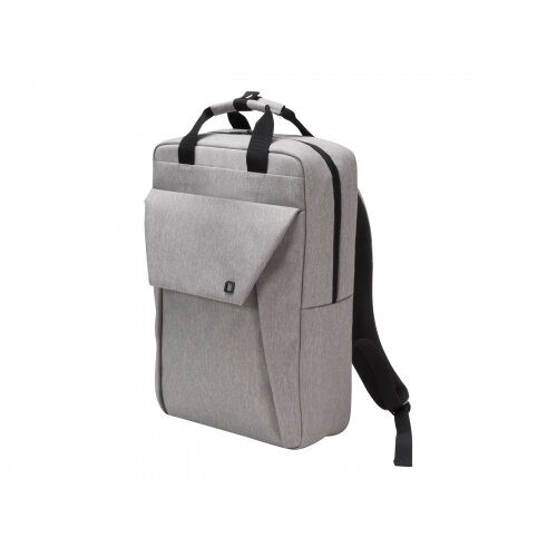 "DICOTA EDGE - Notebook carrying backpack - 13"" - 15.6"" - light grey"