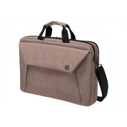 """Dicota Slim Case Plus EDGE - Notebook carrying case - Laptop Bag - 14"""" - 15.6"""" - sandstone"""