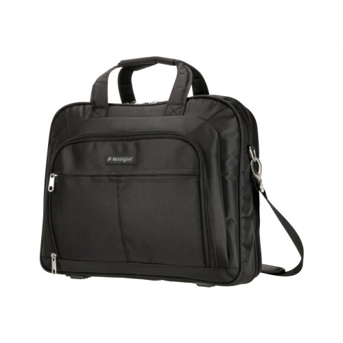 "Kensington SP80 15.4 Deluxe Case - Notebook carrying case - Laptop Bag - 15.4"" - black"