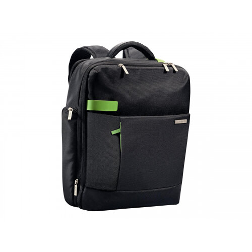 "Leitz Smart Traveller - Notebook carrying backpack - 15.6"" - black"