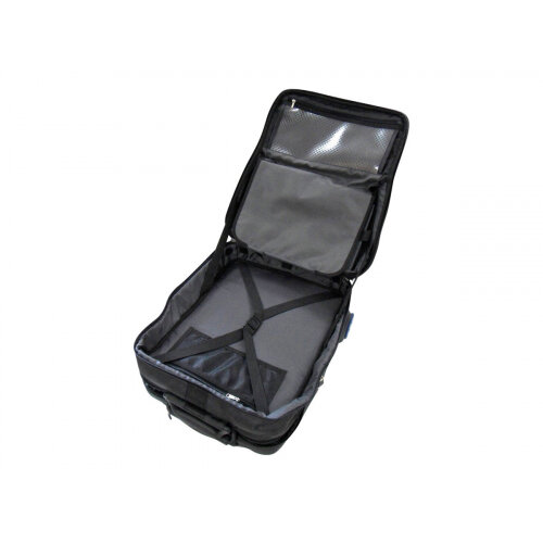 Kensington Contour Overnight Notebook Roller - Notebook carrying case - black