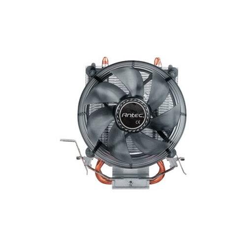 Antec A30 - Processor cooler - (for: LGA775, LGA1156, AM2, AM2+, AM3, LGA1155, AM3+, FM1, FM2, LGA1150, FM2+, LGA1151) - aluminium - 92 mm
