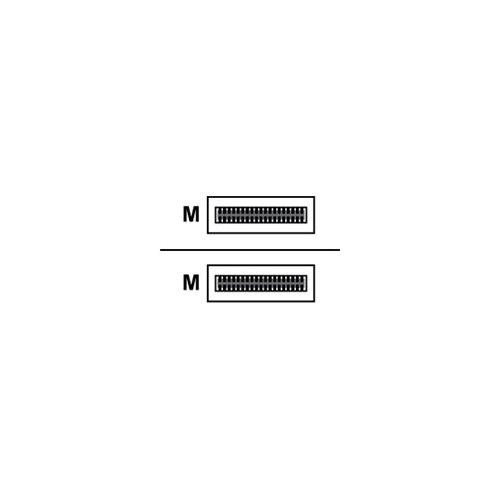 Mellanox FDR Active Optical Cable - InfiniBand cable - QSFP (M) to QSFP (M) - 5 m - fibre optic