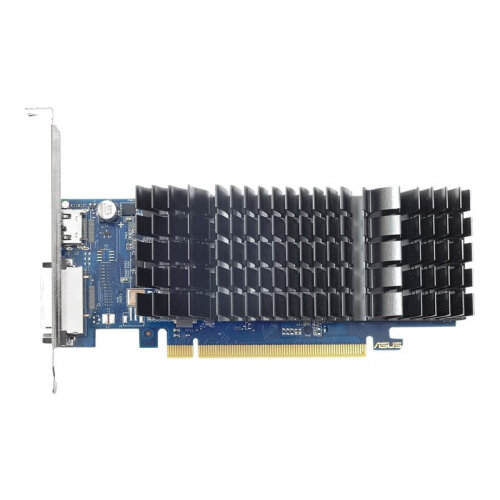 ASUS GT1030-SL-2G-BRK - Graphics card - GF GT 1030 - 2 GB GDDR5 - PCIe 3.0 low profile - DVI, HDMI - fanless