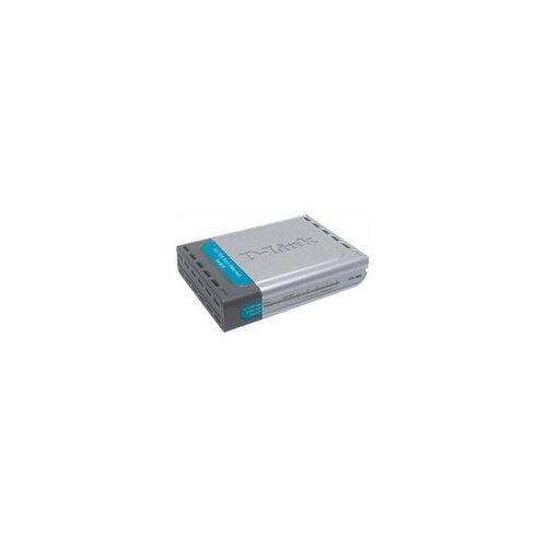 D-Link DES 1005D - Switch - 5 x 10/100 - desktop