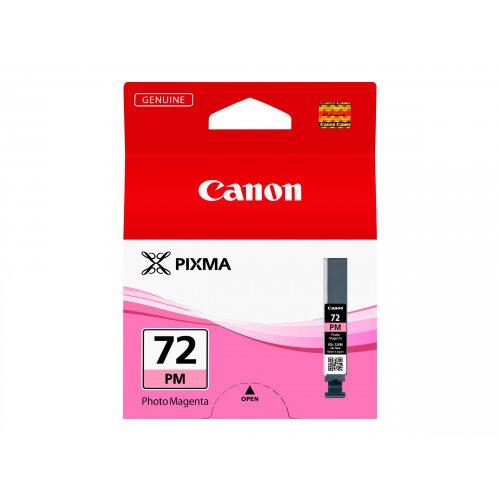 Canon PGI-72PM - 14 ml - photo magenta - original - ink tank - for PIXMA PRO-10, PRO-10S; PIXUS PRO-10