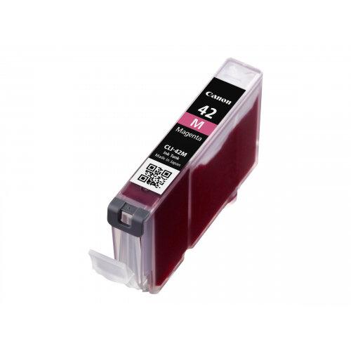 Canon CLI-42M - 13 ml - dye-based magenta - original - ink tank - for PIXMA PRO-100, PRO-100S; PIXUS PRO-100