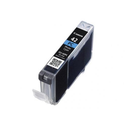 Canon CLI-42PC - 13 ml - dye-based photo cyan - original - ink tank - for PIXMA PRO-100, PRO-100S; PIXUS PRO-100
