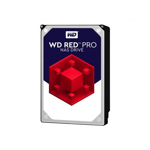 """WD Red Pro NAS Hard Drive WD2002FFSX - Hard drive - 2 TB - internal - 3.5"""" - SATA 6Gb/s - 7200 rpm - buffer: 64 MB"""